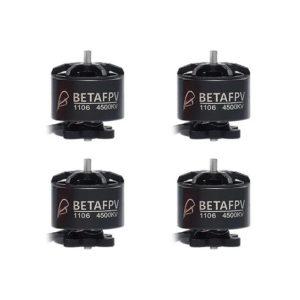 BETA 1106 4500KV Brushless Motors(4pcs)