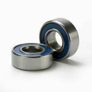 Traxxas – 1/16 Revo Bearings – Blue Rubber Sealed – 4mm x 8mm x 3mm