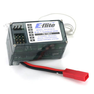 E-Flite – 4in1 Control Unit FM 72Mhz BCP