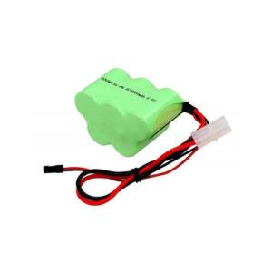 Receiver Battery – NIMH – 6V 4500 MAH