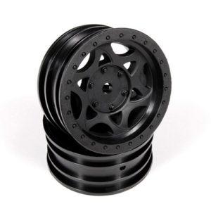 Axial – 1.9 Walker Evans Wheels – Black (2pcs)