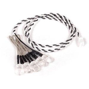 Axial – 5 LED Light String (White LED)