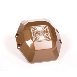 Axial – AR60 OCP Machined Low Profile Diff Cover