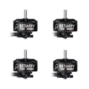 BETA FPV 1103 8000KV Motors – 4PCS
