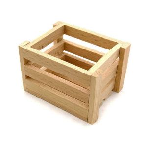 Realistic Wooden Crates DIY Building Kit for 1/10 Scale Crawler Truck