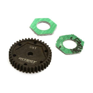 Billet Machined HD 39T Spur Gear for Traxxas TRX-4 Scale & Trail Crawler