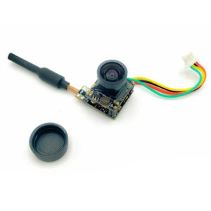 AIO Camera with OSD wire + 25mW VTX – FOR BABYTOOTH FRAME