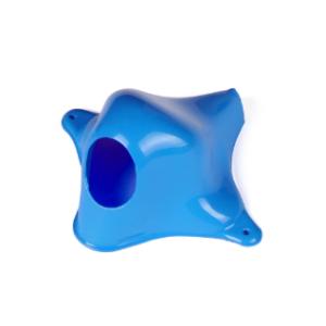 Beta Transparent Blue Canopy