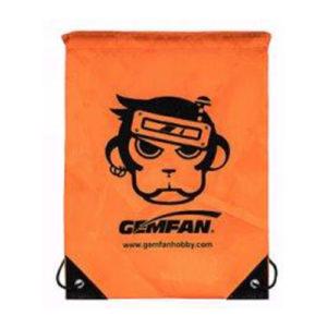 GEMFAN Drawstring Bag-Orange