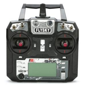 Transmitter – Flysky FS-i6X 10CH AFHDS RC