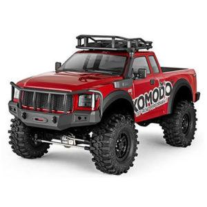G- MADE – Komodo 4 Link Suspension 4WD Crawler Off Road Car Kit