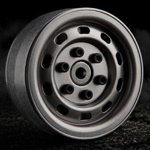 G-Made – 1.9 SR02 beadlock wheels (Uncoated steel) (2)