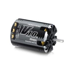Hobbywing XERUN-V10-10.5T – 3300KV – 1/10 SCALE