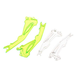 Ominus Quadcopter – LED Cover Green & Clear