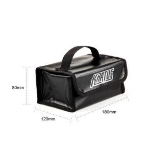 HGLRC KRATOS Fireproof Explosion proof Battery Safe Bag Lipo Charging Hand Bag
