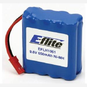 E-Flite – 9.6V NiMH Battery BCP