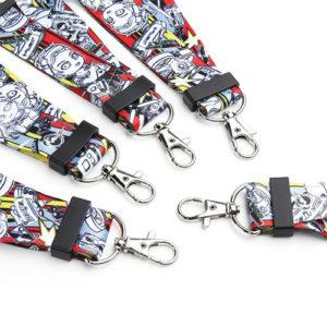 Adjustable Transmitter Neck Strap – Multicolour