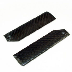 NHP Carbon tail blades – 105mm