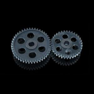 NUTECH – 35T/45T Steel gears