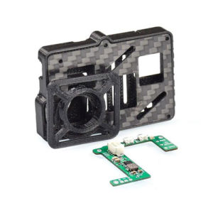 Case and Go-pro lite board – Hero 6/7- for Naked Camera