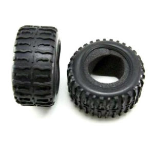 TW – 1/10 TRUCK FRONT AND REAR TYRES