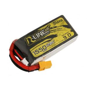 Tattu R-Line V3 14.8V 4S 1550mAh 120C