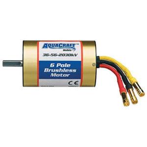 UL – Brushless 6-Pole Marine Motor 36-56-2030