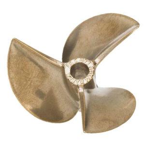 UL – GrimRacer 40 x 57 (3-Blade) Copper/Beryllium Metal Prop