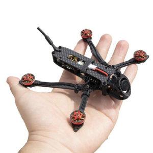 FullSpeed RC R3 FPV Drone 1S 25-400mW 1202 motor – FRSKY
